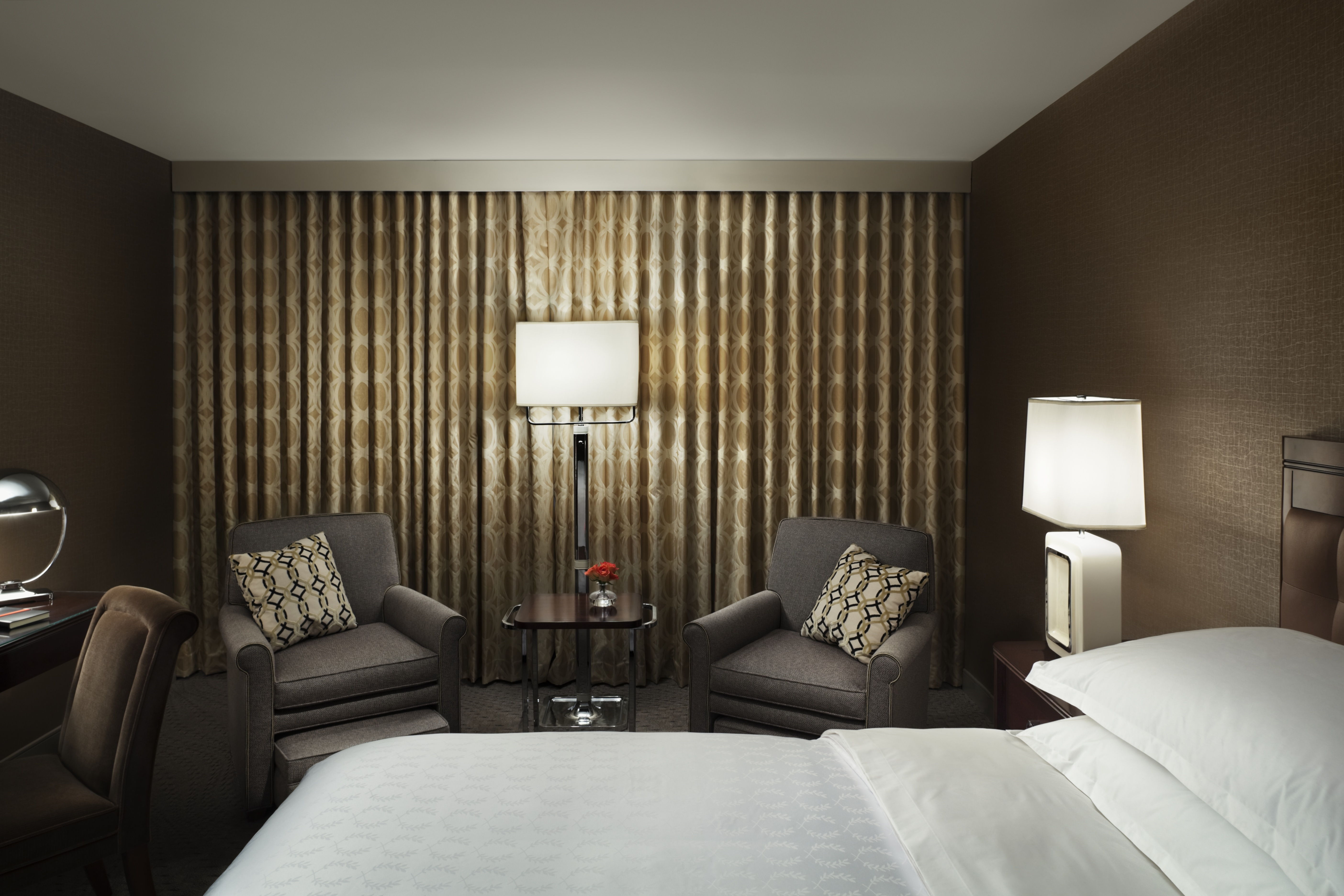 Westin And Sheraton Hotels Reveil New Guestroom Designs