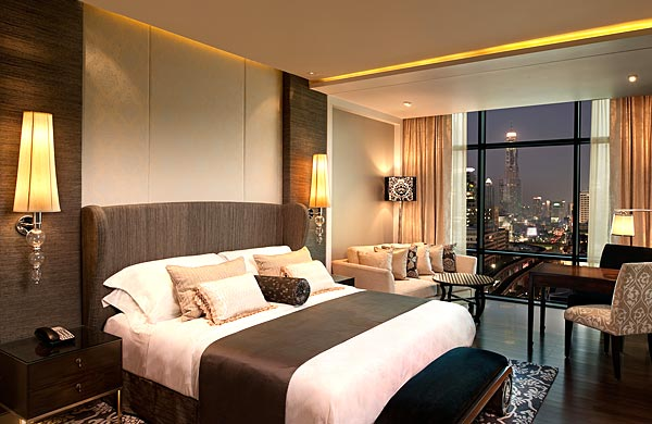 St Regis Hotels And Resorts Brings Luxury To Bangkok With Opening Of The Luxgetaway