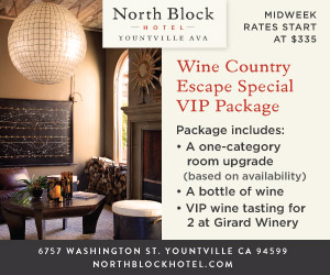 North Block Hotel - Yountville
