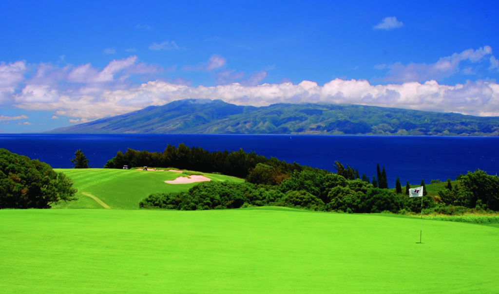 Kapalua Golf, The Best Golf Courses in Maui