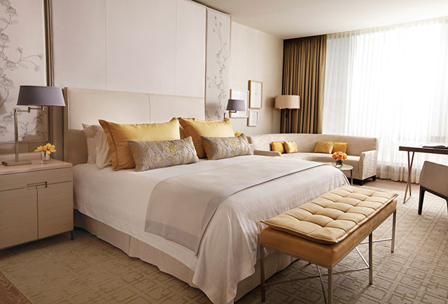 Four Seasons Introduces New Customized Bed Options
