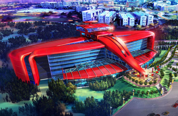 "Ferrari Theme Park, ""Ferrari Land"" to Open in Spain"