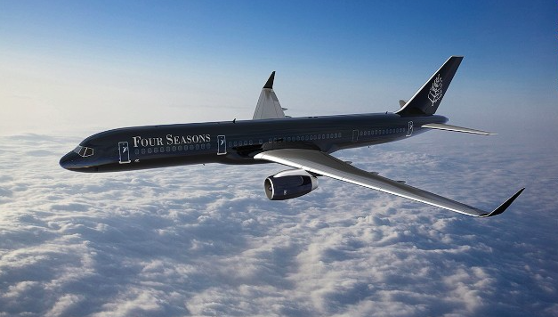 Four Seasons Announces Private Luxury Jet Experiences