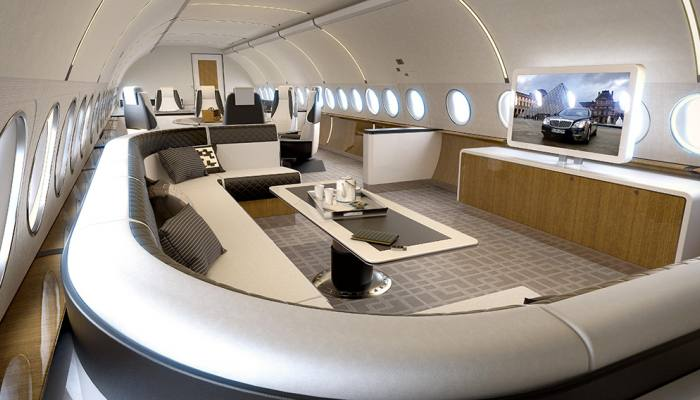 Airbus Luxury Jet