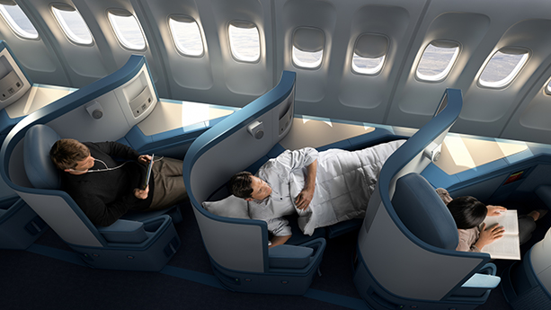 Delta to Introduces Onboard Enhancements Coming in March 2015