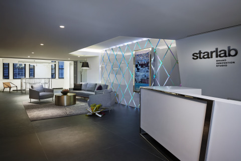 Starlab, Starwood Hotels & Resorts New Innovation Center