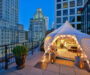 Camp In Style With Luxury Urban Glamping At The Gwen In Chicago